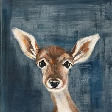 Funny Bambi