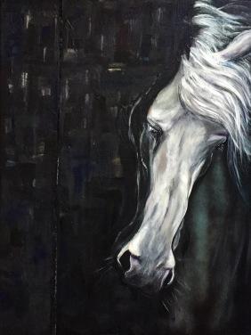 White horse 2018